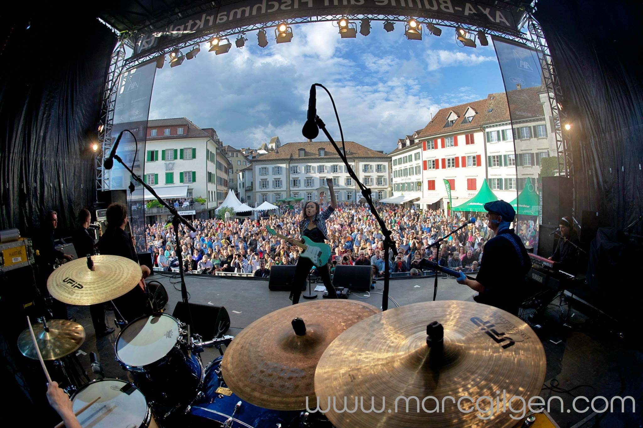 Malina in Switzerland