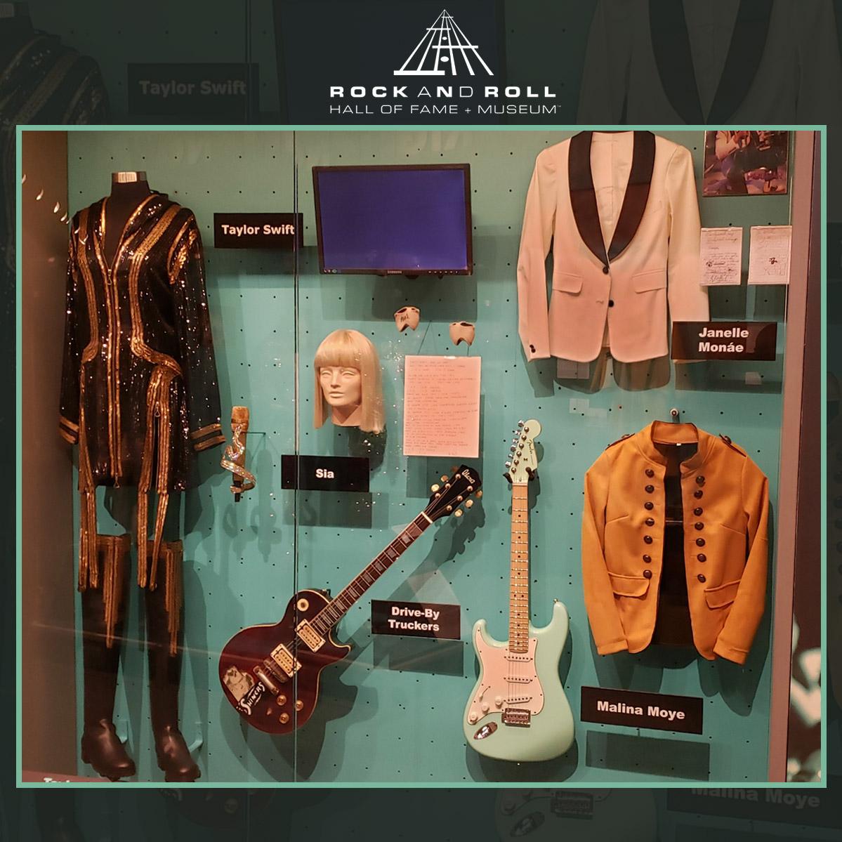 Malina Moye Rock & Roll Hall of Fame
